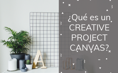 El 'Creative Project Canvas'